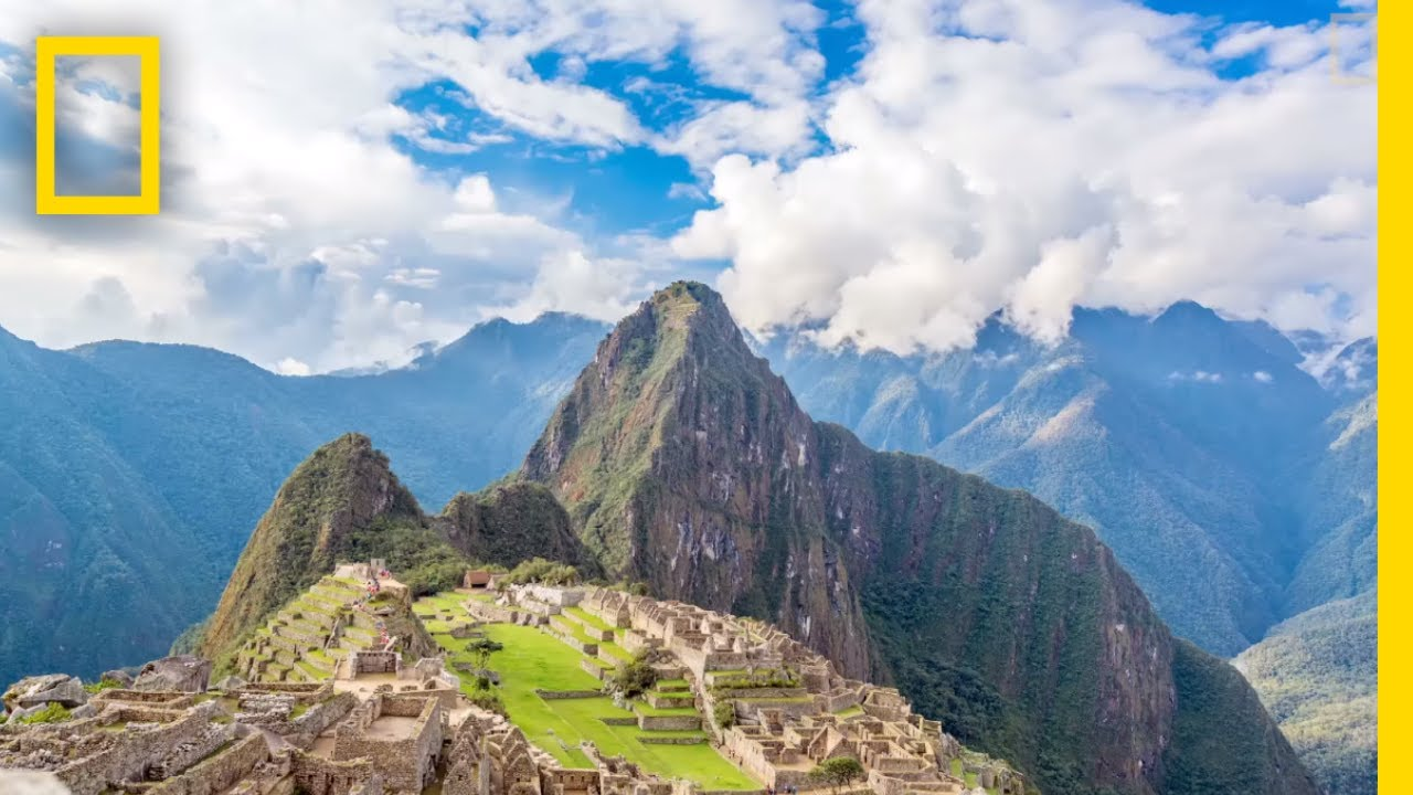 Machu Picchu 101 National Geographic Youtube