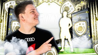 ICON IM PACK BEIM TOTY PACKOPENING - FIFA19 ULTIMATE TEAM