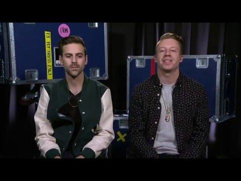 Macklemore and Ryan Lewis Wins Rap/Hip-Hop Album - AMA 2013
