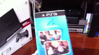 PlayStation Move Starter pack unboxing