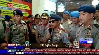 Download Video Lumpuhkan Teroris, Anggota Polda Riau Raih Penghargaan MP3 3GP MP4