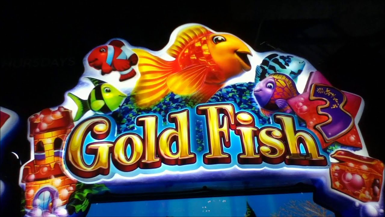 why the goldfish casino slots not working
