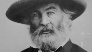 Walt Whitman reads America