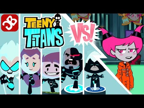 Multiverse Teeny Titans Team VS JINX - iOS / Android - Gameplay Video