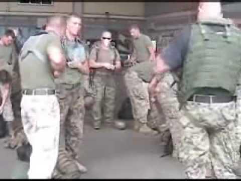 Marine MCIWS AFN MOTO VIDEO