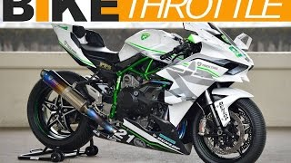 Top 10 - World's Fastest Production Bikes EVER! - by Bike Throttle DriveTribe Drive Tribe