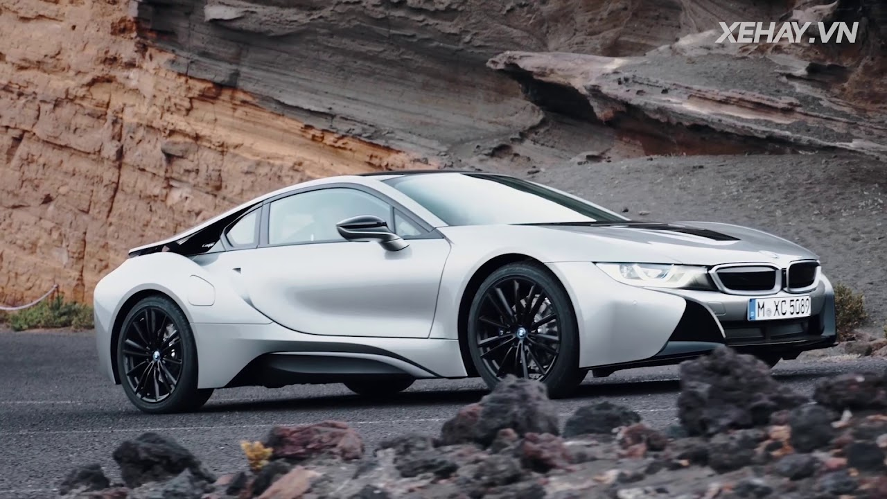 Chi Tiết Bmw I8 Roadster Co Gia Từ 3 73 Tỷ đồng Xehay Vn Youtube
