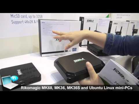 Rikomagic MK36 Windows Mini PC Review