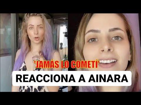 Vaya Vaya🤔 : YosStop reacciona a denuncia de Ainara