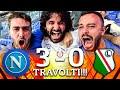TRAVOLTI!!! NAPOLI 3-0 LEGIA VARSAVIA | LIVE REACTION NAPOLETANI AL MARADONA HD