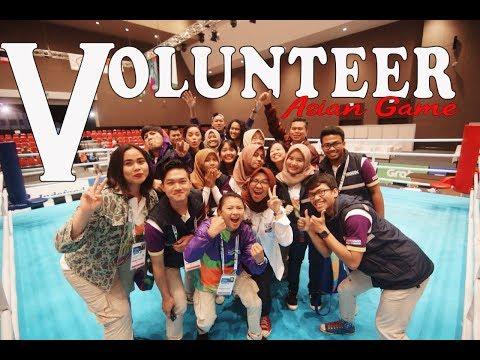 Keren! Volunteer Asian Games 2018 Saat Invitation Tournament, Mengesankan!