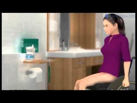 Катетеры.рф - Инструкция по использованию катетера Нелатона для женщин колясочников