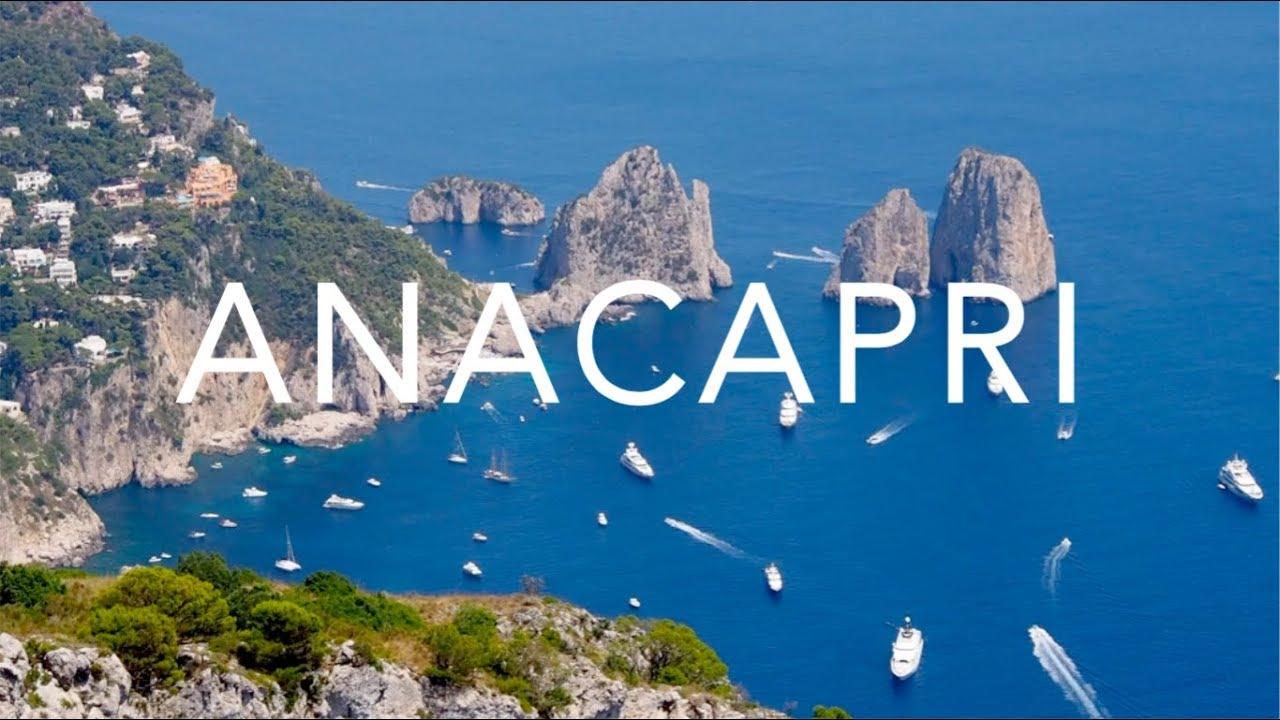 Anacapri  Amalfi Coast Italy Travel Diary  YouTube