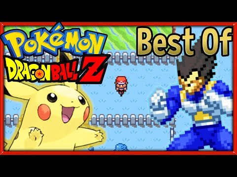 Dragon Ball Z In POKEMON!? 🔴 Best Of Dragon Ball Z Team Training ► Part 1