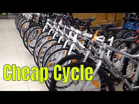 Best Place to Buy All Cycling Accessories and Products | Cyclerider Roy Vlog | Decathlon India