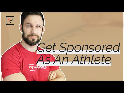 How to Get An Athlete Sponsorship Another Way To Get Paid Playing Sports