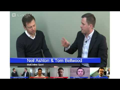 Football Friday Hangout with MailOnline Sport