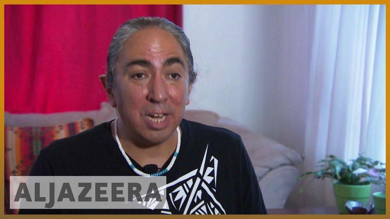 AlJazeera English:Only Native American running for US presidency
