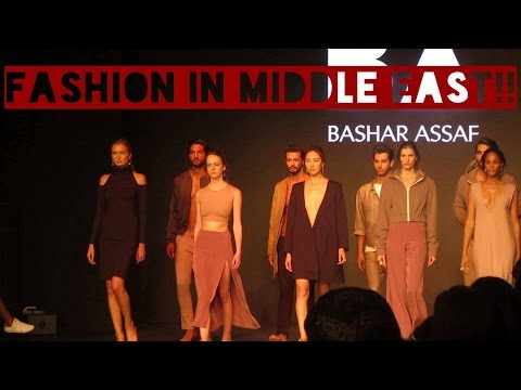 FASHION IN MIDDLE EAST!!