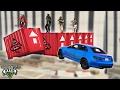 Gta V Online: Semi-blindados Vs Caixa Secreta - Batalha Ninja!!! video