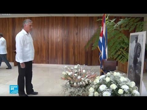 من هو ميغيل دياز كانيل السياسي المرشح لقيادة كوبا؟  - نشر قبل 2 ساعة