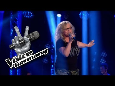 Man! I Feel Like A Woman - Shania Twain | Gitty Cover | The Voice of Germany 2016 | Blind Audition