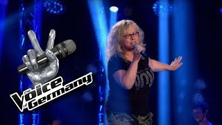 Man I Feel Like A Woman Shania Twain Gitty Cover The Voice Of Germany 2016 Blind Audition