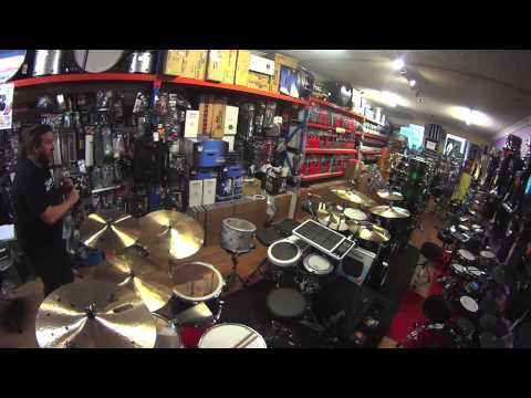 THE DRUM FACTORY PARRAMATTA SHOP TOUR