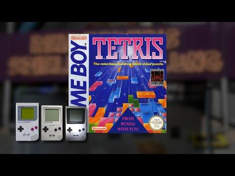 Gameplay : Tetris [Gameboy]