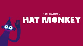 HAT MONKEY by Chris Haughton - the official App trailer