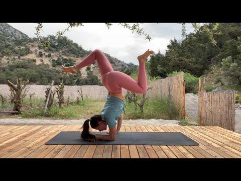 Pincha Mayurasana Nasıl Yapılır? | Pincha Yoga Akışı