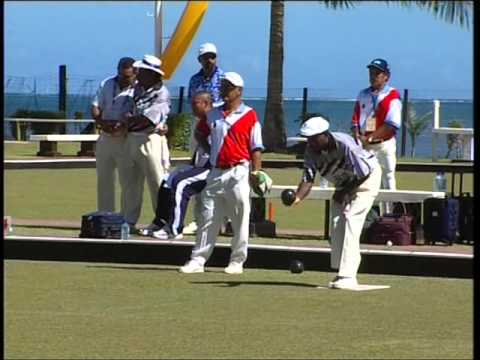 South Pacific Games 2003 Lawn Bowls