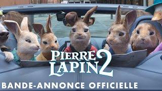 Bande annonce Pierre Lapin 2 : Panique en ville