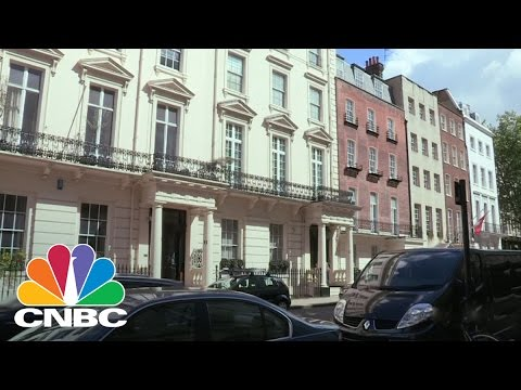 Qatari Royals On London Spending Spree | CNBC
