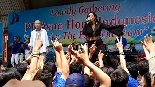 Famget PT ASNO HORIE INDONESIA bareng IKIF AKADEMI