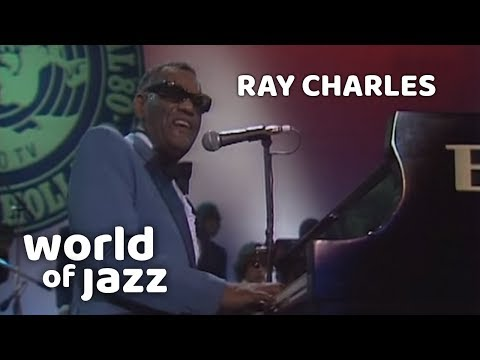 Ray Charles - How Long Has This Been Going - Live - 13 July 1980 • World of Jazz