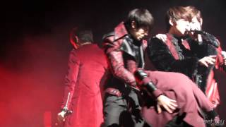 Video [fancam] 130219 C-Clown 장안대 OT 축하공연 '멀어질까봐' Rome cut download MP3, 3GP, MP4, WEBM, AVI, FLV Desember 2017