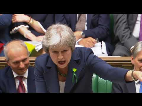 Prime Minister\'s Questions: 13 June 2018