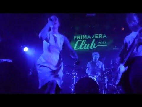 Perfect Pussy, full set 1of2 live Barcelona 02-11-2014, Primavera Club, La2 Apolo