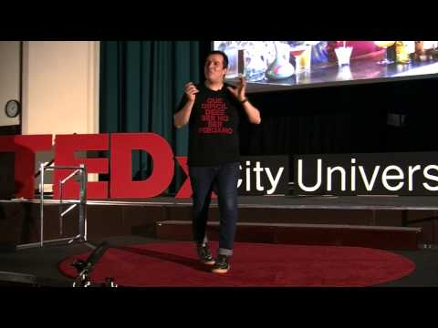 How to launch a new culture: Peruvian food and art | Martin Morales | TEDxCityUniversityLondon