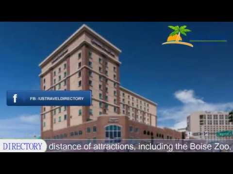 Hampton Inn & Suites Boise-Downtown - Boise Hotels, Idaho