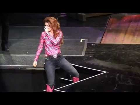 Shania Twain - Any Man of Mine (July 23rd)
