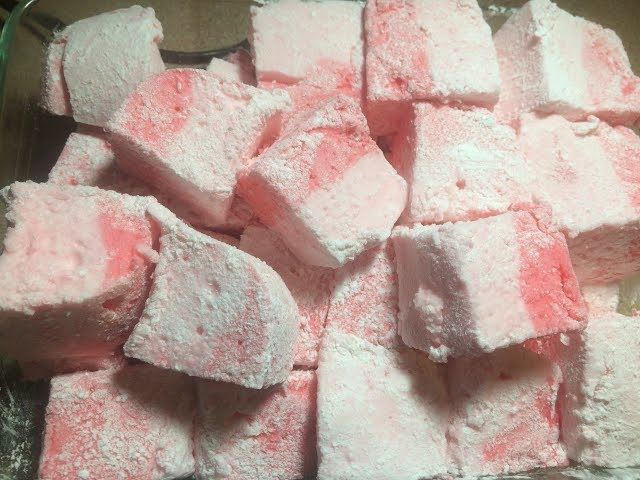 Marshmallows (without corn syrup)- Amazing and Easy to Make
