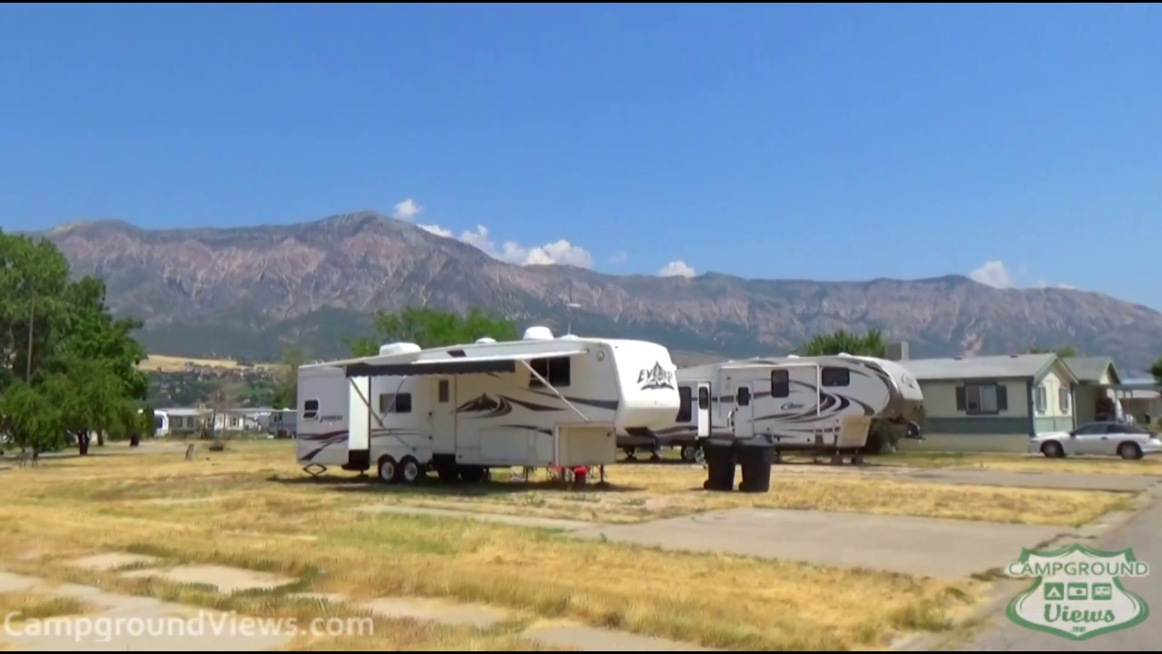 Wasatch View Estates RV Park Ogden Utah UT