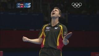 Germany Win Men's Team Table Tennis Gold - London 2012 Olympics thumbnail