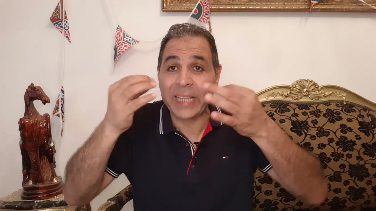 شوف الفيديو ده | تامر عبد الحميد يذيع أسرارلأول مرة عن رحيل مدرب الزمالك وفرص مصر امام البرازيل