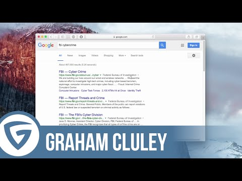 What's happened to the FBI's cybercrime webpage? | Graham Cluley