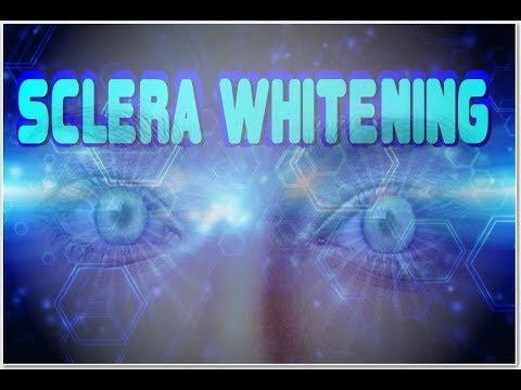 Sclera Whitening Frequency - Whitens Purifies Eyes Future-Channelled Binaural Beat