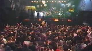 Rage Against The Machine - Guerrilla Radio (Live on Letterman)