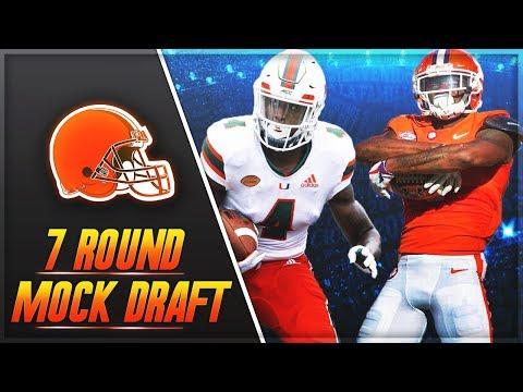 Browns Draft Clemson